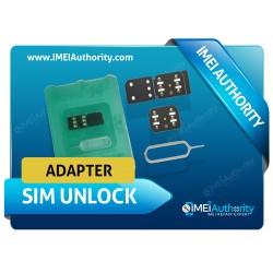 IMEI Authority Sim Unlock Adapter *2020*