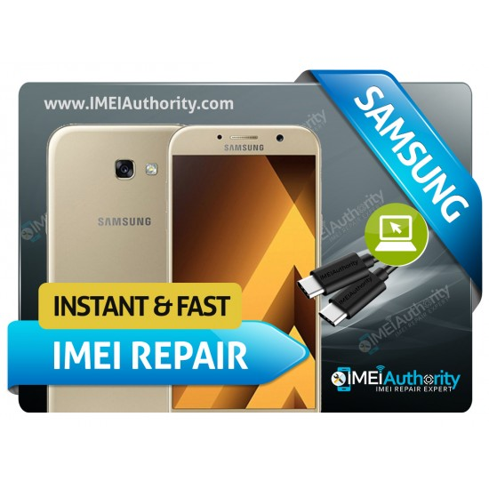 SAMSUNG GALAXY A7 A720F  REMOTE BAD IMEI BLACKLISTED REPAIR FIX INSTANT