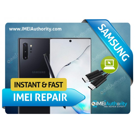 SAMSUNG NOTE 10 LITE REMOTE BAD IMEI BLACKLISTED REPAIR FIX INSTANT