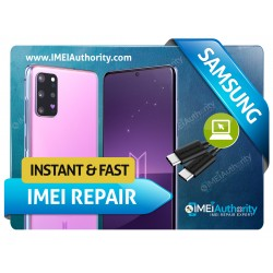 SAMSUNG S20 S20 PLUS S20 ULTRA EXYNOS REMOTE BAD IMEI BLACKLISTED REPAIR FIX INSTANT