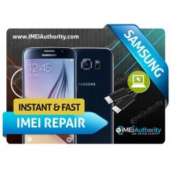 SAMSUNG GALAXY S6 G920 REMOTE BAD IMEI BLACKLISTED REPAIR FIX INSTANT