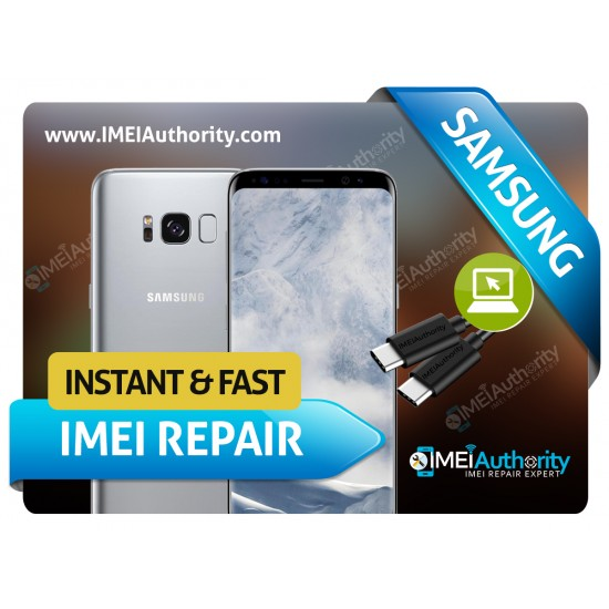 SAMSUNG GALAXY S8 ACTIVE G892 REMOTE BAD IMEI BLACKLISTED REPAIR FIX INSTANT