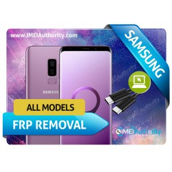SAMSUNG GOOGLE/FRP/ACCOUNT INSTANT REMOTE SERVICE
