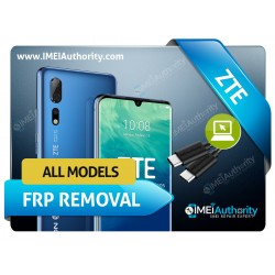 ZTE GOOGLE ACCOUNT FRP INSTANT REMOTE SERVICE