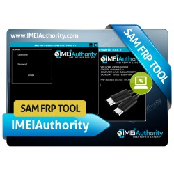 IMEI AUTHORITY SAM FRP TOOL