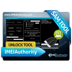 IMEI AUTHORITY UNLOCK TOOL SPANISH