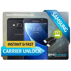 SAMSUNG GALAXY G550 ON-5 INSTANT REMOTE CARRIER UNLOCK